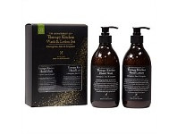 Living & Giving The Aromatherapy Co Therapy Kitchen Pump Pack Lemongrass 500ml
