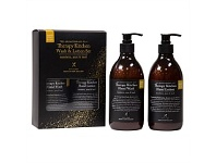 Living & Giving The Aromatherapy Co Therapy Kitchen Pump Pack Mandarin Mint & Basil 500ml