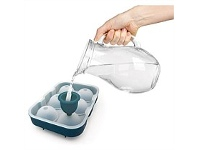Living & Giving Ice Ball Mould with Funnel Assorted
