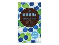 Living & Giving DQ & Co Chocolate Drops Blueberry
