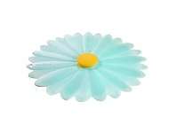 Living & Giving Charles Viancin Daisy Silicone Lid Blue 28cm