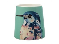 Living & Giving Maxwell & Williams Pete Cromer Egg Cup Azure Kingfisher