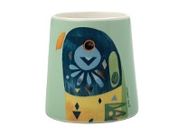 Living & Giving Maxwell & Williams Pete Cromer Egg Cup Lorikeet