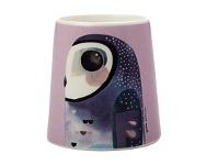 Living & Giving Maxwell & Williams Pete Cromer Egg Cup Owl