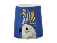 Living & Giving Maxwell & Williams Pete Cromer Egg Cup Cockatoo