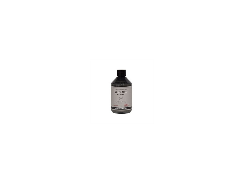 The Aromatherapy Co Smith & Co Diffuser Refill Tabac & Cedarwood 250ml