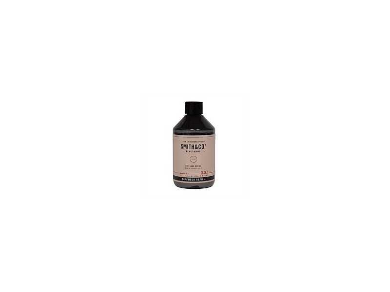 The Aromatherapy Co Smith & Co Diffuser Refll Fig & Ginger Lily 250ml