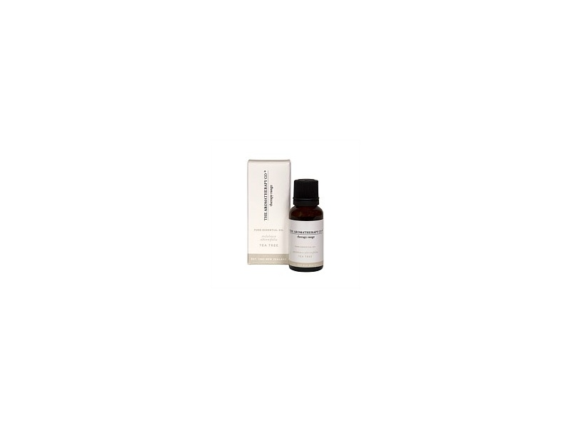 The Aromatherapy Co Therapy Pure Essential Oil Tea Tree 20ml