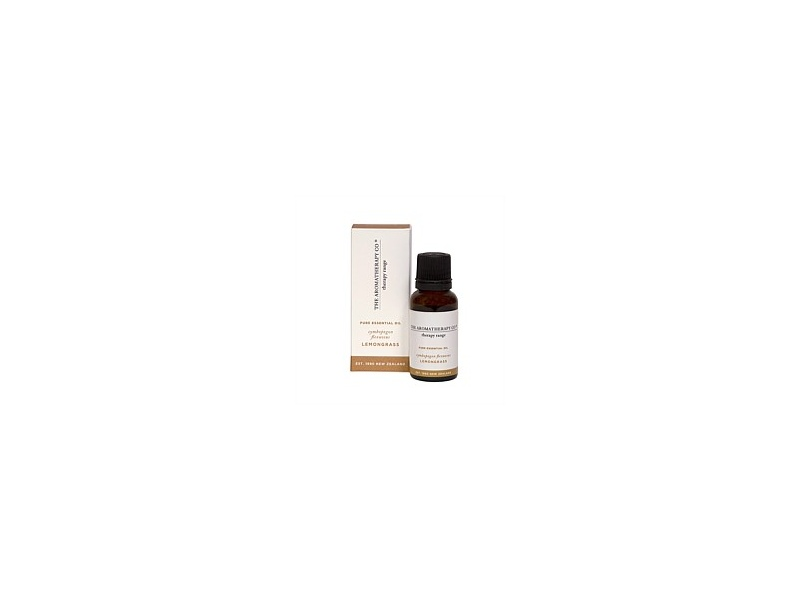 The Aromatherapy Co Therapy Pure Essential Oil Lemongrass 20