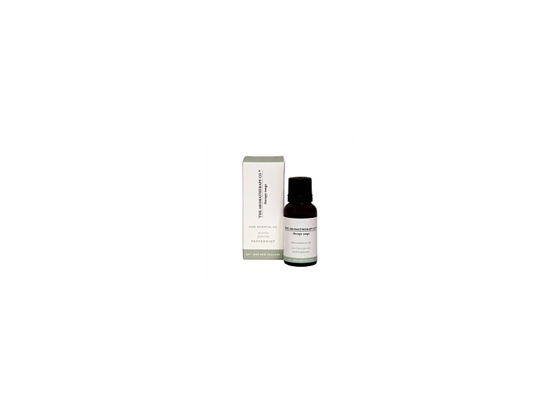The Aromatherapy Co Therapy Pure Essential Oil Peppermint 20