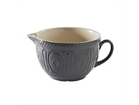 Living & Giving Mason Cash Batter Bowl Grey