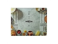 Living & Giving Mason Cash Glass Pastry Board