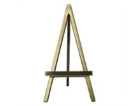 Living & Giving Annabel Trends Antique Brass Table Easel