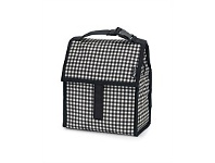 Living & Giving Gingham Personal Cooler