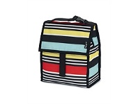 Living & Giving Surf Stripe Personal Cooler