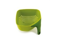Living & Giving Joseph Joseph Square Colander Green Small