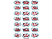 Living & Giving Foxton Fizz Blasts Tea Towels 70cm