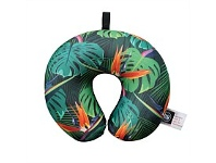 Living & Giving Bird of Paradise Neck Pillow
