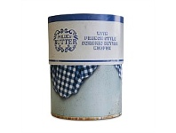 Living & Giving Millie's Butter Kit with Ceramic Keeper