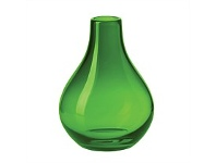 Living & Giving Krosno Gift Boxed Sashay Bulb Vase Apple 18cm