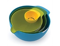 Living & Giving Joseph Joseph Mixing Bowl Set of 4