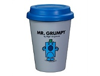Living & Giving Mr Grumpy Travel Mug 300ml