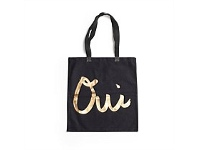 Living & Giving Ladies Choice Oui Non Tote 40cm Square