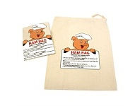 Living & Giving Pig Chef Ham Bag