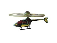 Living & Giving Combat Copter