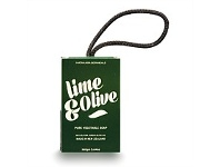 Living & Giving Matakana Botanicals Lime & Olive Soap on Rope