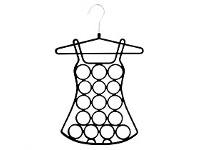 Living & Giving Annabel Trends Dress Accessories Hanger Black