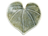 Living & Giving Bob Steiner Kawakawa Leaf Soda Blue Sand Small