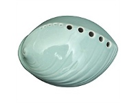 Living & Giving Bob Steiner Paua Turquoise Green 12cm