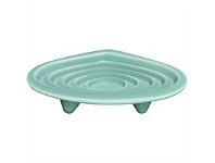 Living & Giving Bob Steiner Dip Bowl Pipi Turquoise Green