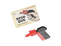 Living & Giving Spud Gun Potato Shooter