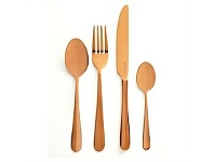 Living & Giving Viners Cutlery Set Rose Gold Titanium 16 Piece Boxed
