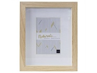 Living & Giving Boxed Photo Frame Wood Natural 4x6