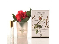 Living & Giving Fragrant Carmain Red Rose Bud In Gel 120ml