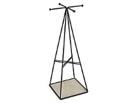Living & Giving Umbra Prism Jewellery Stand Black