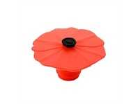 Living & Giving Charles Viancin Poppy Bottle Stopper