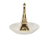 Living & Giving Annabel Trends Eiffel Tower Ring Holder 13cm