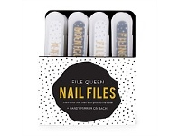 Living & Giving Annabel Trends File Queen Nail File Assorted
