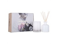 Living & Giving The Aromatherapy Co. Fragrance Gift Set Plumeria & Lily