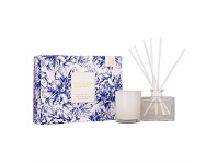 Living & Giving The Aromatherapy Co. Naturals Fragrance Gift Set Wild Iris & Peony