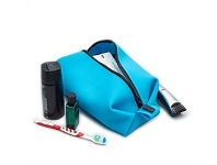 Living & Giving Tooletries Koby Toilet Bag Blue