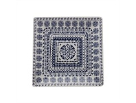 Living & Giving Maxwell & Williams Blue Antico Square Platter 34cm