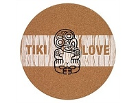 Living & Giving Tiki Love Placemats Set of 4