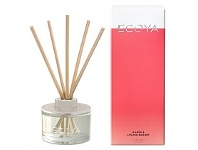 Living & Giving Ecoya Mini Reed Diffuser Guava & Lychee 50ml