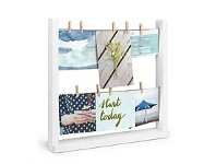 Living & Giving Umbra Hangit Desk Photo Display