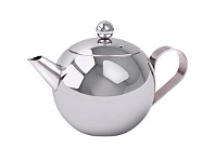 Living & Giving Teapot with Infuser Stainless Steel 500ml